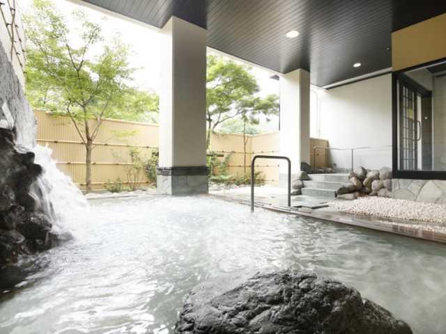 袋田温泉 思い出浪漫館(日帰り入浴)