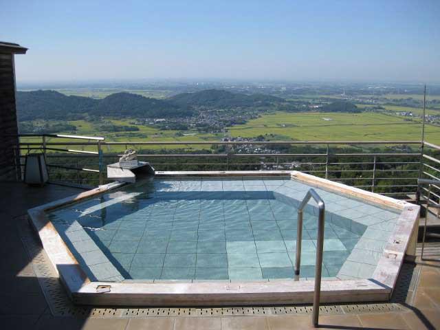 筑波山ホテル青木屋(日帰り入浴)