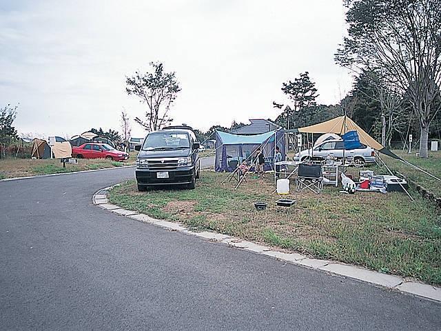 石岡市つくばねオートキャンプ場