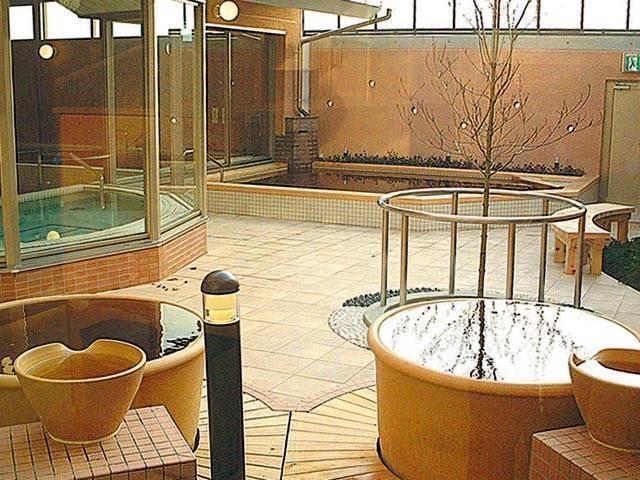 鹿島セントラル天然温泉美人の湯 ゆの華