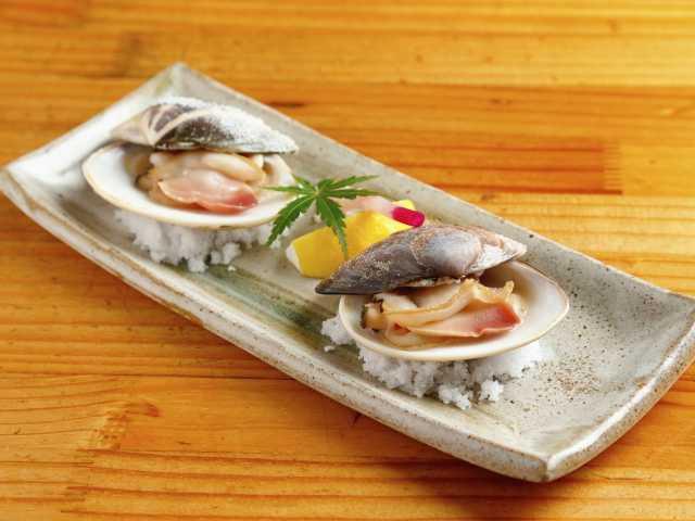 地魚安處宴 久楽