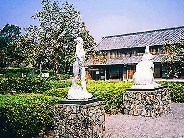 西望記念館「西望生誕之家」