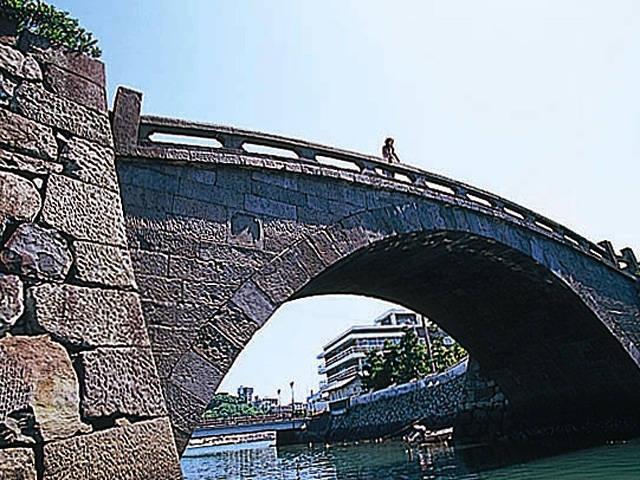 幸橋(オランダ橋)