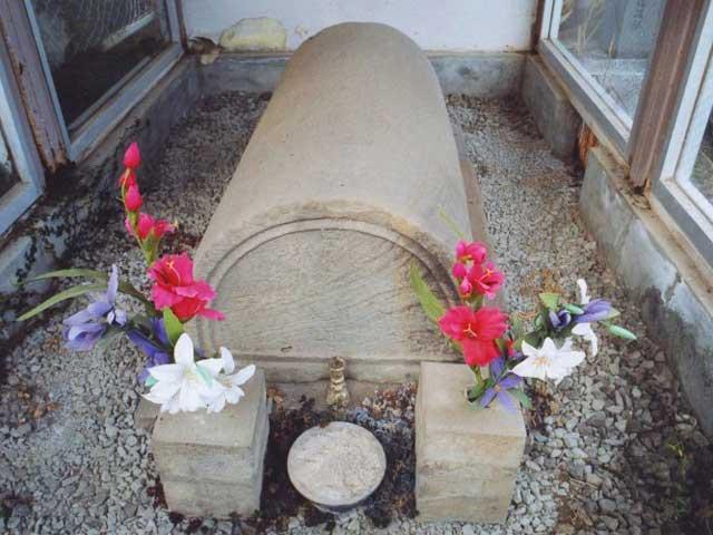 吉利支丹墓碑