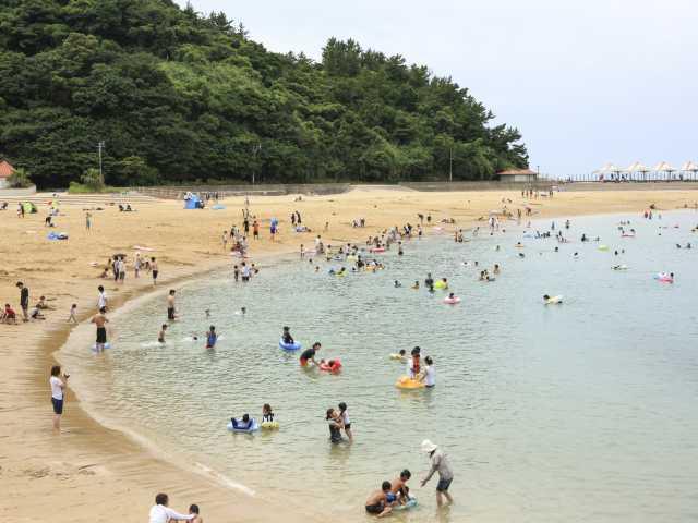 伊王島海水浴場 コスタ・デル・ソル