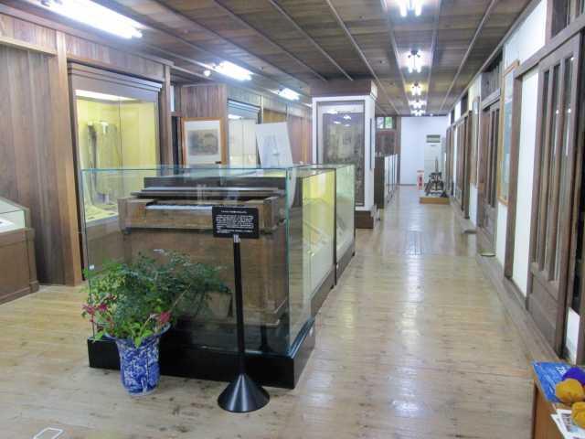 長崎市ド・ロ神父記念館