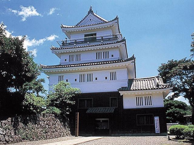 平戸城(亀岡城)