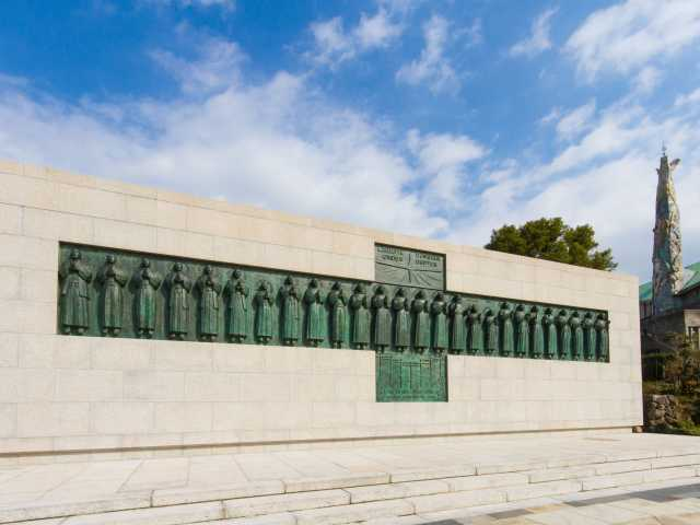 日本二十六聖人殉教地