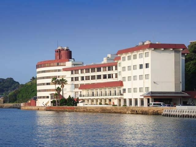 平戸海上ホテル(日帰り入浴)