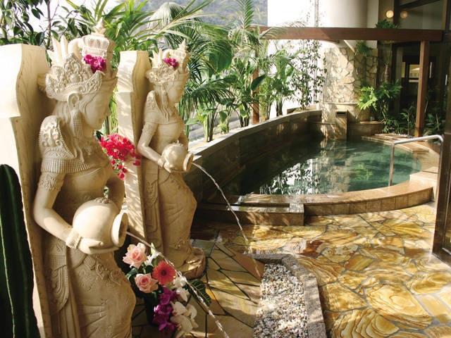 稲佐山温泉 ホテルアマンディ(日帰り入浴)