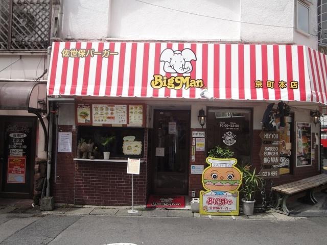 Big Man 上京町本店