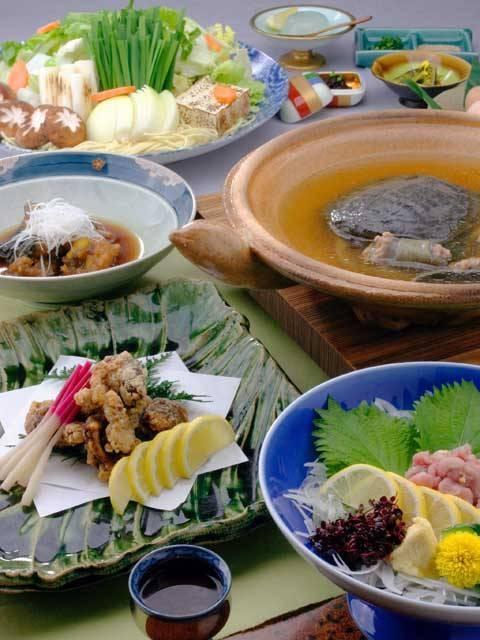 四季の蔵 食楽亭