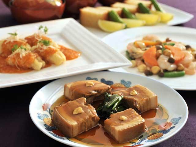 和食・中華 潤慶