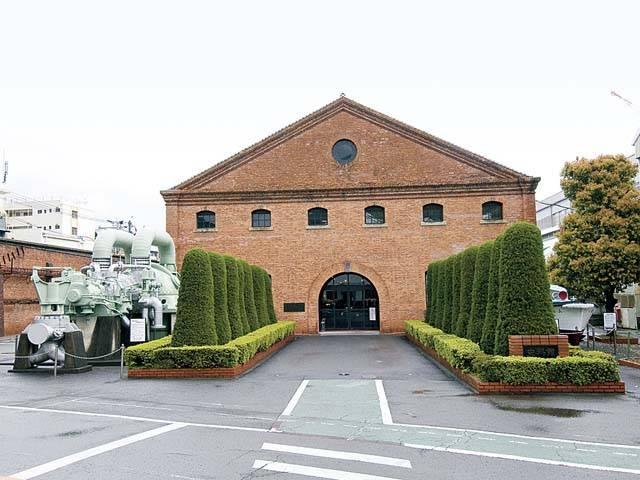 三菱重工業 長崎造船所史料館