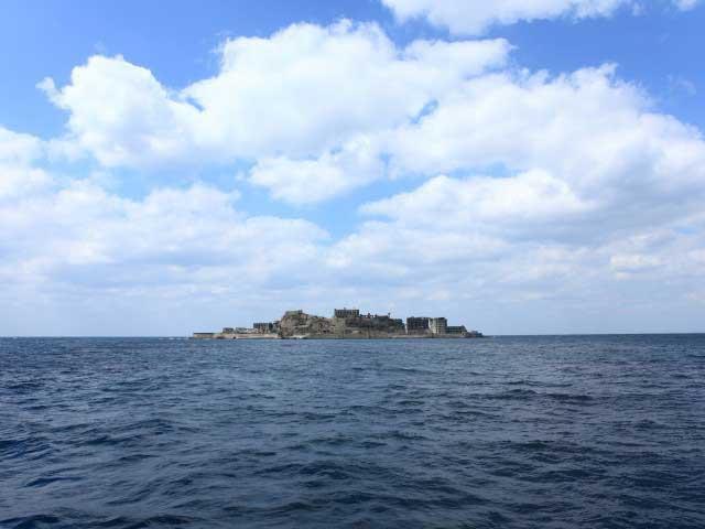 端島炭坑(軍艦島)