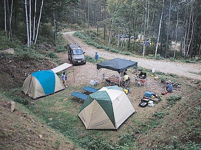 立原高原キャンプ場