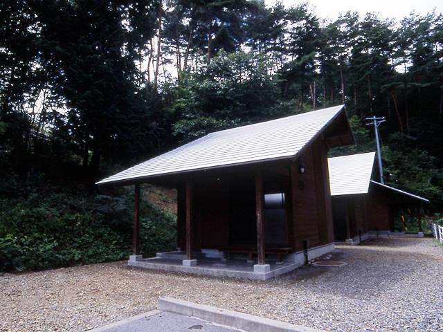 筑北村やすらぎキャンプ場