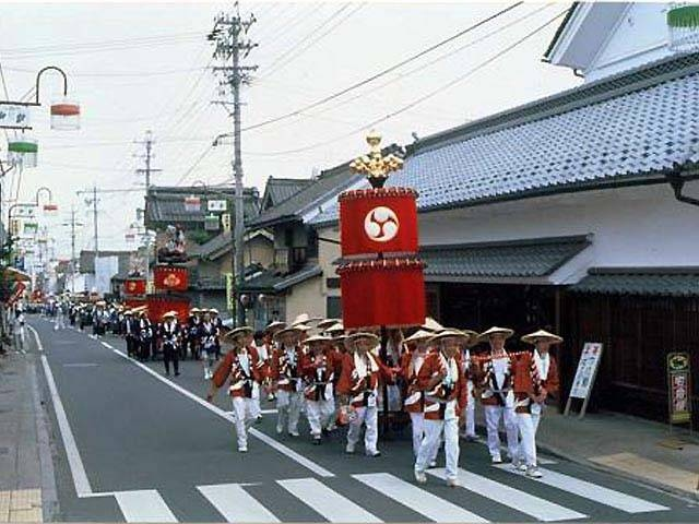 須坂祇園祭
