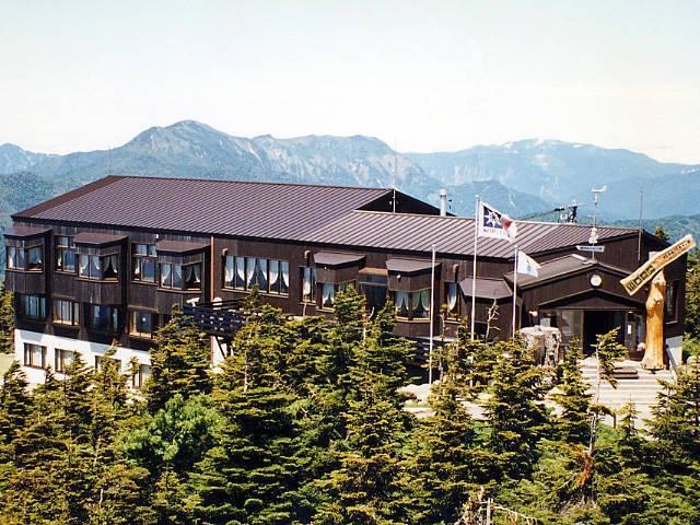 横手山頂ヒュッテレストラン