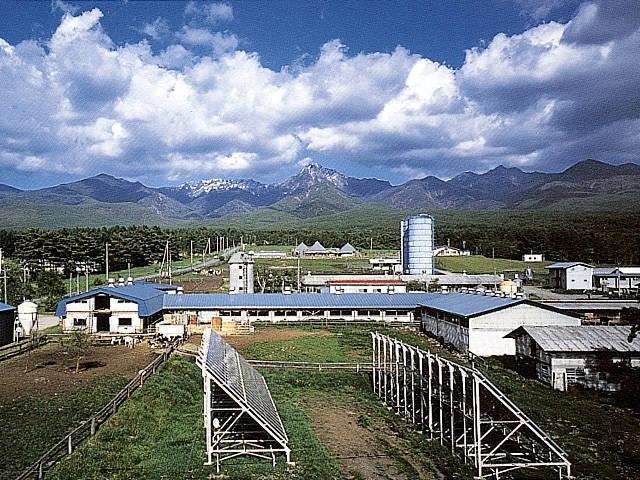 八ヶ岳中央農業実践大学校(八ヶ岳農場)