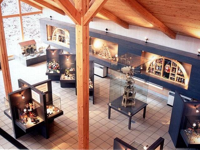 エルツおもちゃ博物館・軽井沢(ムーゼの森)