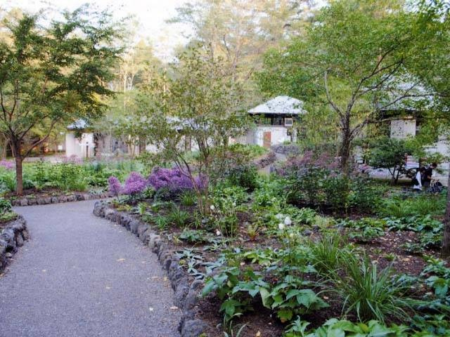 軽井沢絵本の森美術館/ピクチャレスク・ガーデン(ムーゼの森)