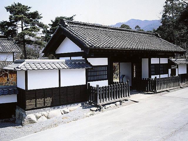 須坂市歴史的建物園