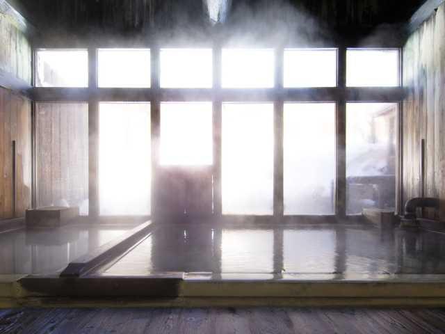 泡の湯旅館(日帰り入浴)
