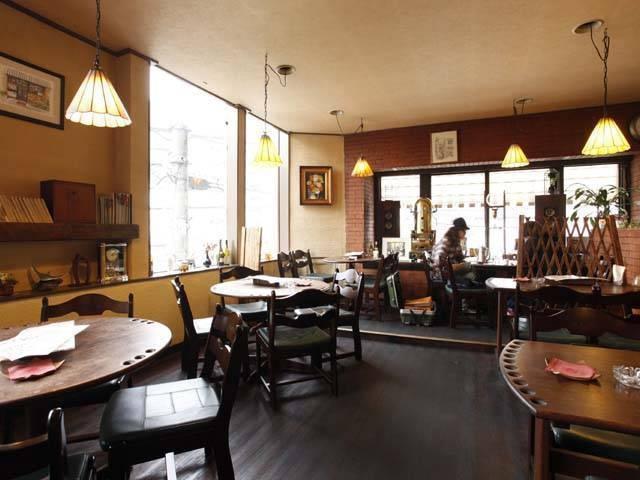 時代遅れの洋食屋 おきな堂
