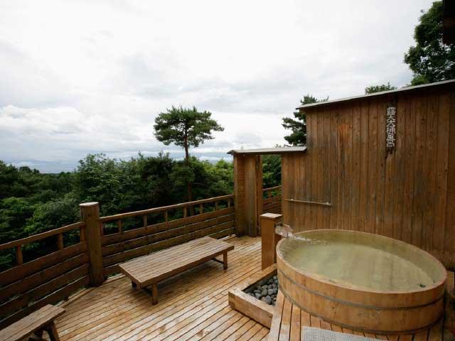 菱野温泉 常盤館(日帰り入浴)