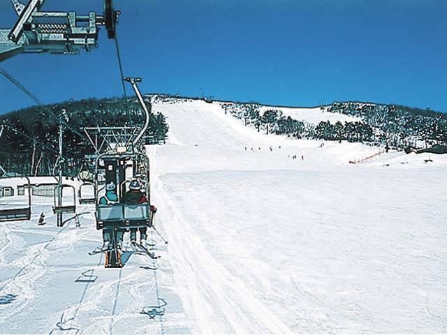 Mt.KOSHA よませ温泉スキー場