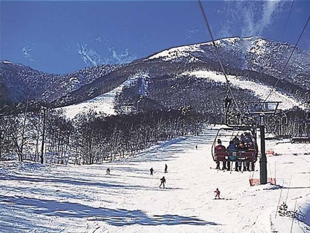 いいづなリゾートスキー場