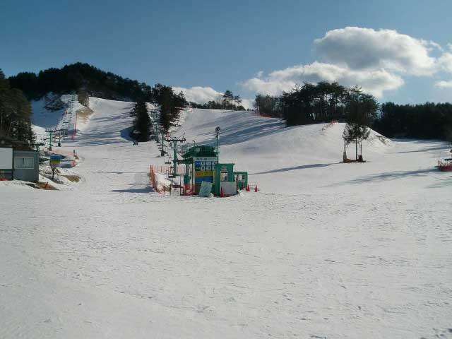 ひらや高原スキー場