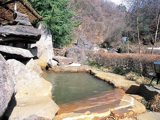蓼科中央高原温泉郷