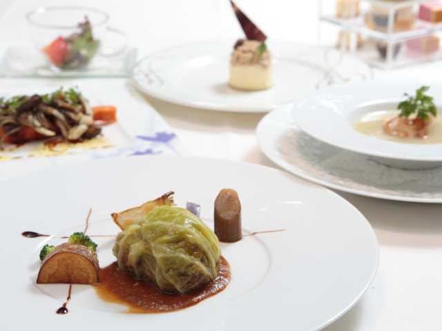 レストラン ル・ベルクール