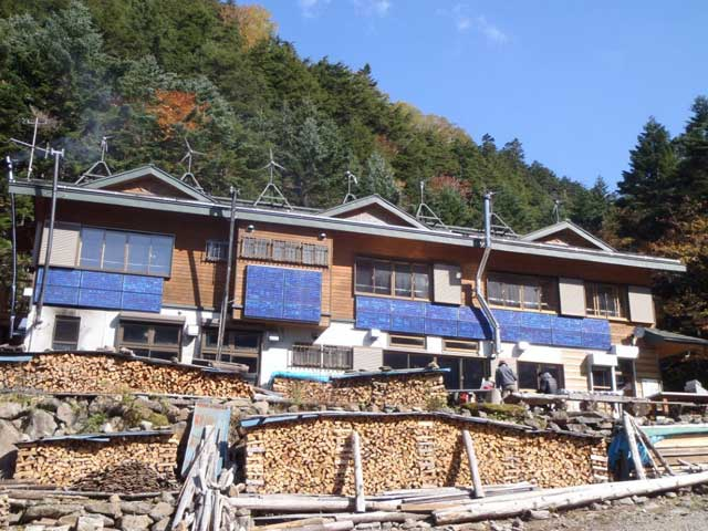 夏沢鉱泉(日帰り入浴)