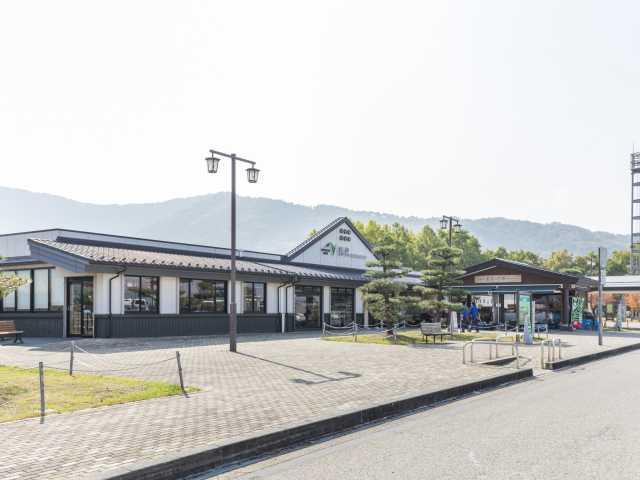 松代パーキングエリア(上り)
