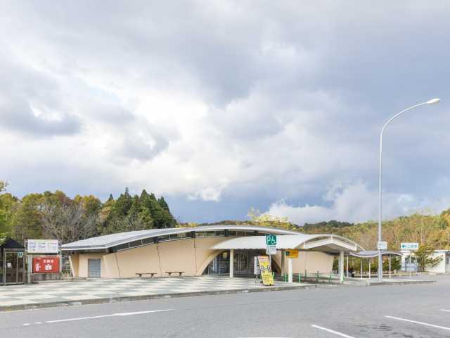 黒姫野尻湖パーキングエリア(上り)