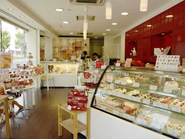 パティスリーりんごの木 長野駅前店