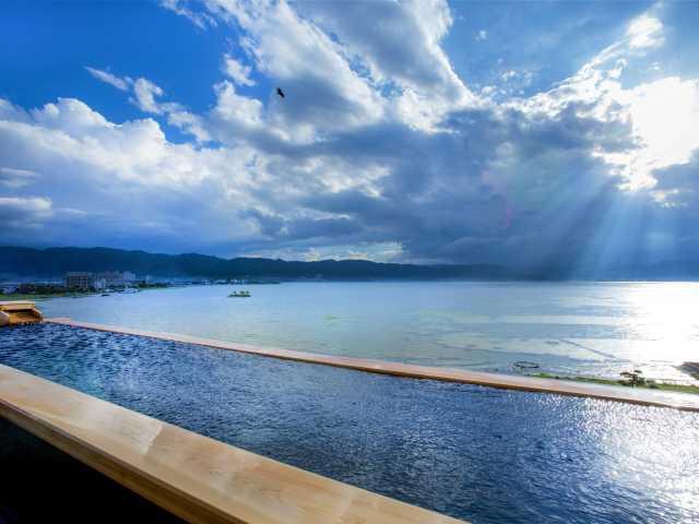 寛ぎの諏訪の湯宿 萃sui-諏訪湖