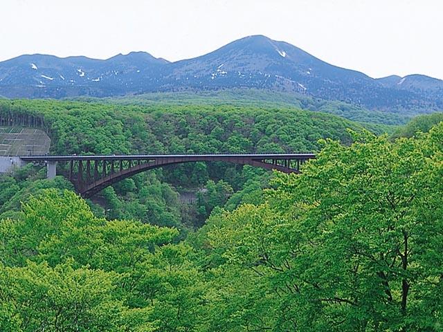 城ヶ倉大橋