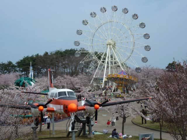 八戸公園(こどもの国・植物園)