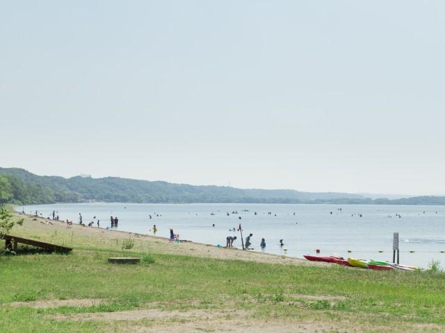 小川原湖水浴場