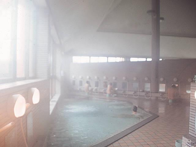 蓬田村ふれあいセンターよもぎ温泉