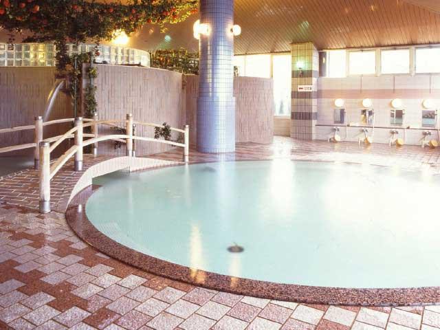 津軽のお宿 南田温泉 ホテルアップルランド(日帰り入浴)