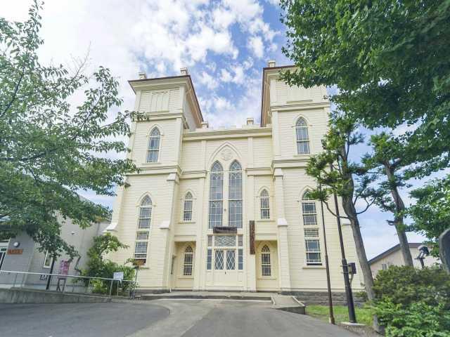 日本キリスト教団弘前教会