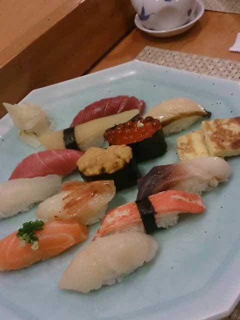 大間 浜寿司