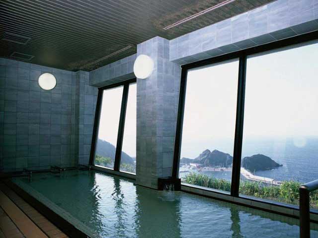 龍飛崎温泉