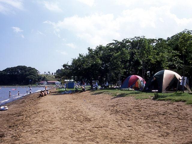 小川原湖公園キャンプ場