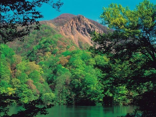 十二湖散策コース